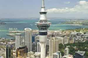 semestafakta-Auckland City Sky Tower
