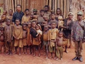 semestafakta-Bakas (Pygmies)