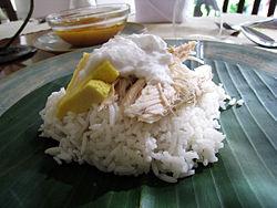 semestafakta-coconut rice