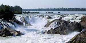 semestafakta-Khone Papeng waterfall