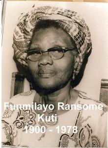 semestafakta-Mrs. Fumilayo Ransome-Kuti
