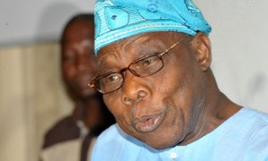 MDG : Nigeria's ex-president Olusegun Obasanjo