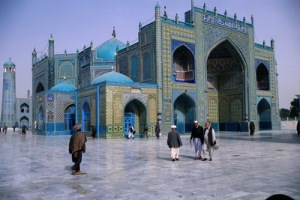 semestafakta- Shrine of Hazrat Ali