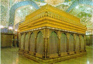 semestafakta- Shrine of Hazrat Ali2