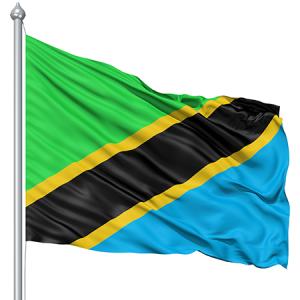 semestafakta-tanzania flag