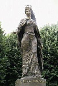 semestafakta-Anne De Kiev's monument