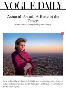 semestafakta-Asma Assad