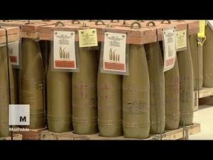 semestafakta-Chemical Weapons Stockpile