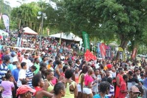 semestafakta-Creole in the Park