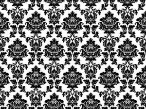 semestafakta-damask pattern
