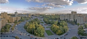 semestafakta-Freedom Square in Kharkiv