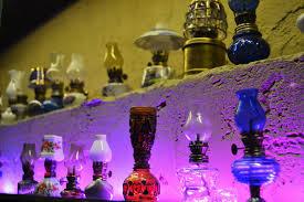 semestafakta-gas lamp