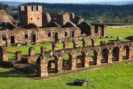 semestafakta-Jesuit Ruins in Paraguay