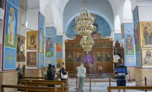 semestafakta-madaba church