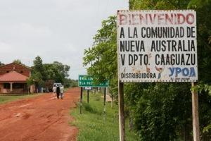 semestafakta-New Australia in Paraguay