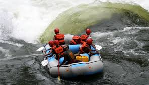 semestafakta-Rafting the Zambezi