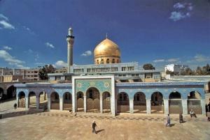 semestafakta-shrine of Sayidda Zeinab