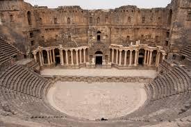 semestafakta-The Roman Amphitheatre