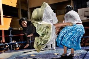 semestafakta-Fighting cholitas