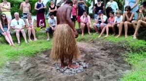 semestafakta-Fijian Fire-walking