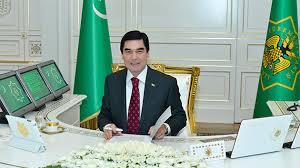 semestafakta-Gurbanguly Berdimuhamedow