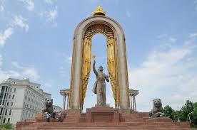 semestafakta-Ismail Somoni Monument