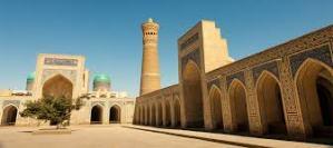 semestafakta-Kalyan Mosque and Kalyan Minaret