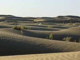 semestafakta-Karakum Desert