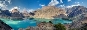semestafakta-lake Iskanderkul