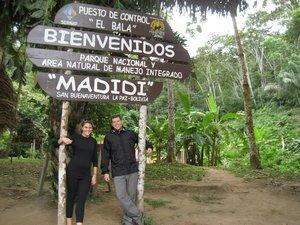 semestafakta-Madidi National Park