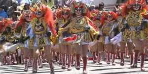 semestafakta-Oruro Carnaval