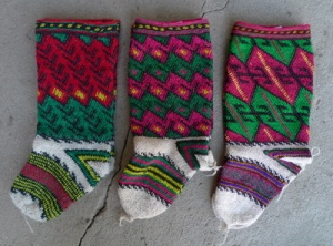 semestafakta-Pamiri socks