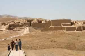 semestafakta- Parthian Fortresses of Nisa.