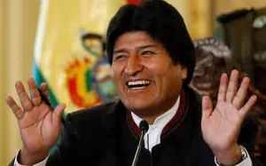 semestafakta-President Evo Morales