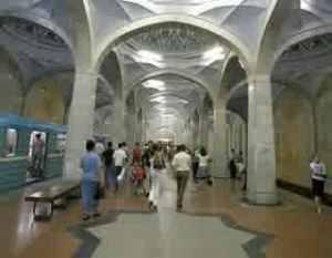 semestafakta-Tashkent's metro