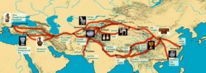 semestafakta-The Great Silk Road