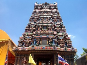 semestafakta-The Sri Raj Maha Mariamman Temple