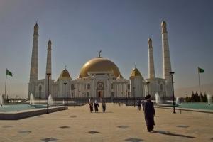 semestafakta- turkmenbashi mosque