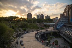 semestafakta-Da'an Park