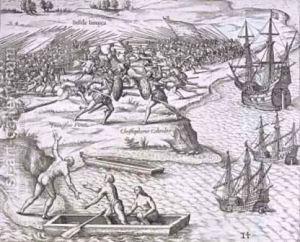 semestafakta-Christopher Columbus in jamaica