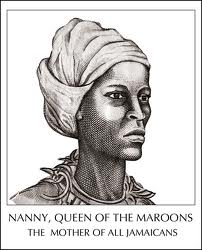 semestafakta-Nanny of the Maroons