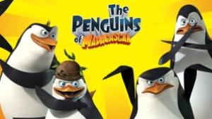 semestafakta-Penguins of Madgaskar