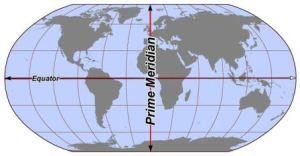 semestafakta-The prime meridian marker
