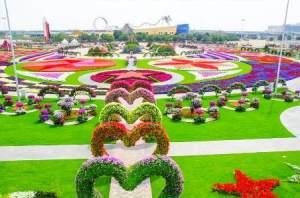 semestafakta-Dubai Miracle garden