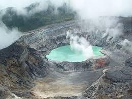 semestafakta-Irazú Volcano