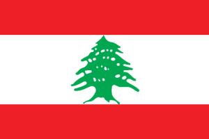semestafakta-lebanon flag