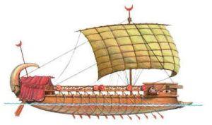 semestafakta-phoenician ship