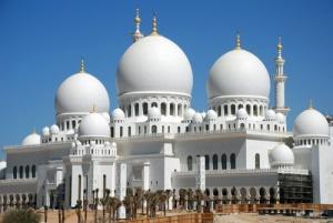 semestafakta-Shiekh Zayed Grand Mosque