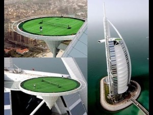 semestafakta-tennis in burj al arab