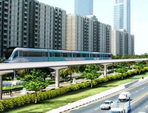 semestafakta-The Dubai Metro2